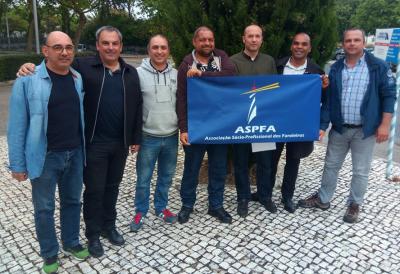 Constituição da ASPFA